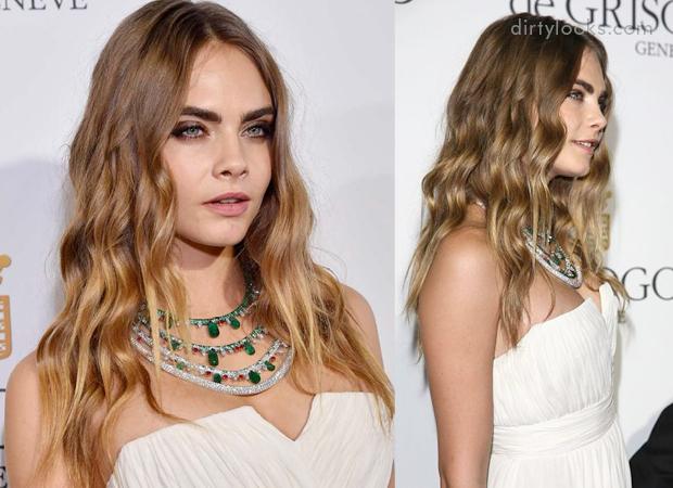 How To Get Cara Delevingne S Mermaid Waves Hair