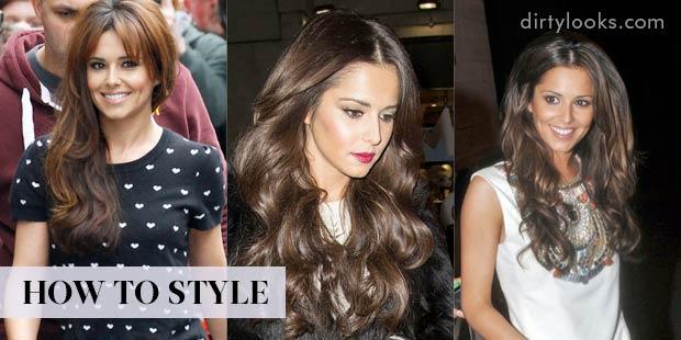 Styling Hair Extensions How To Get Cheryl Fernandezversini's Hair Using Hair Extensions .