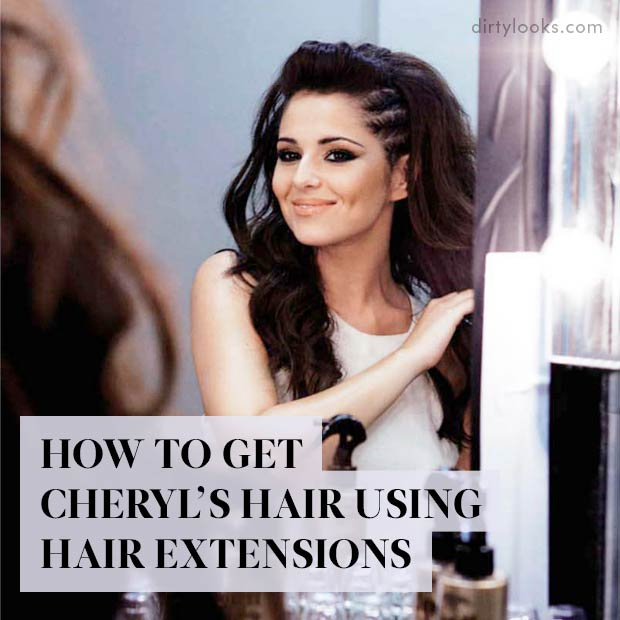 How to get Cheryl's Hair Using Hair Extensions