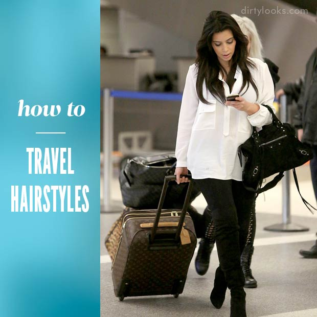 How To Travel Hairstyles
