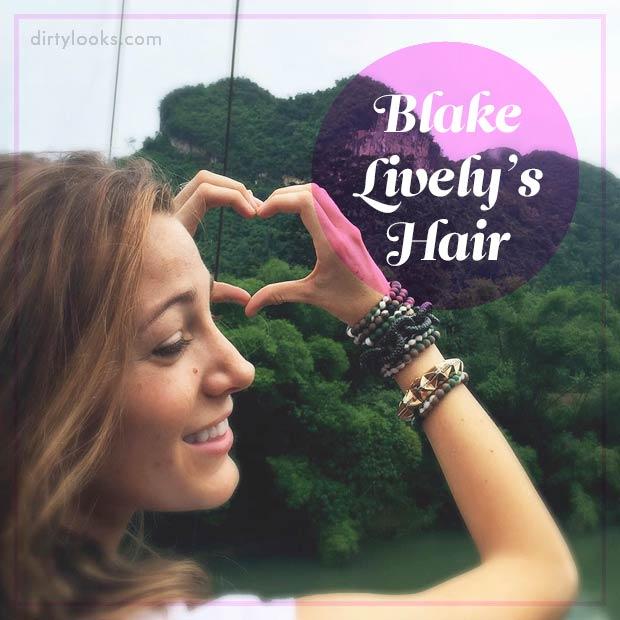 Blake Livelys Hair Hair Extensions Blog Hair Tutorials Hair
