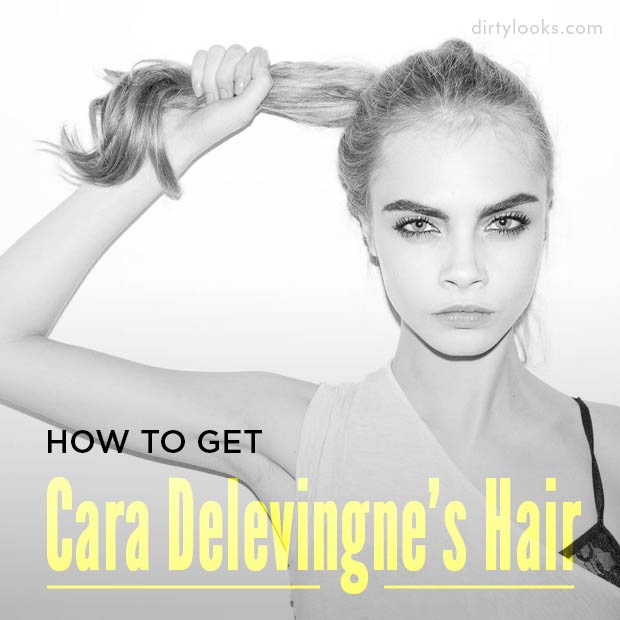 How to get Cara Delevingne's Hair Extensions
