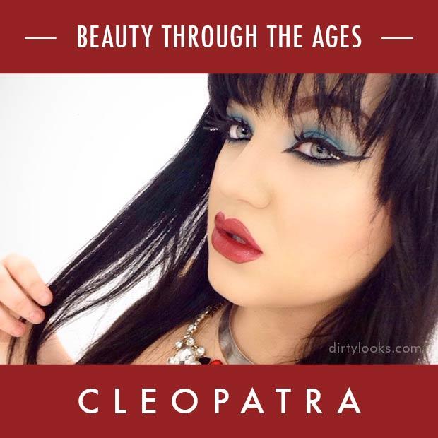 BBlogger Dani Cleopatra Makeup