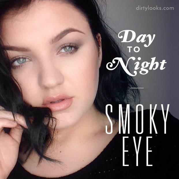 Day to Night Smoky Eye