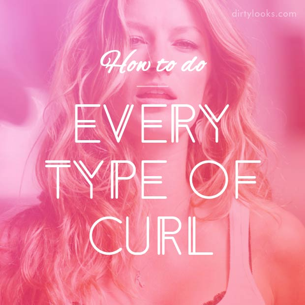 How to do Every Type of Curl