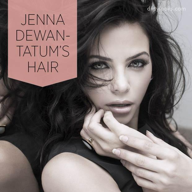 Jenna Dewan Tatum's Hair