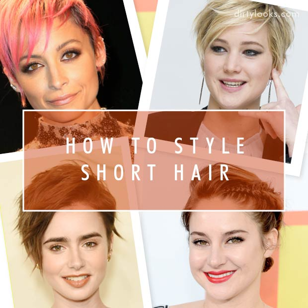 How to Style Short Hai... Nicole Richie Instagram