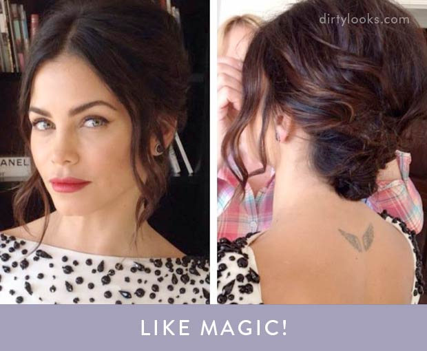 How To Do An Updo With A Bob Hair Extensions Blog Hair Tutorials