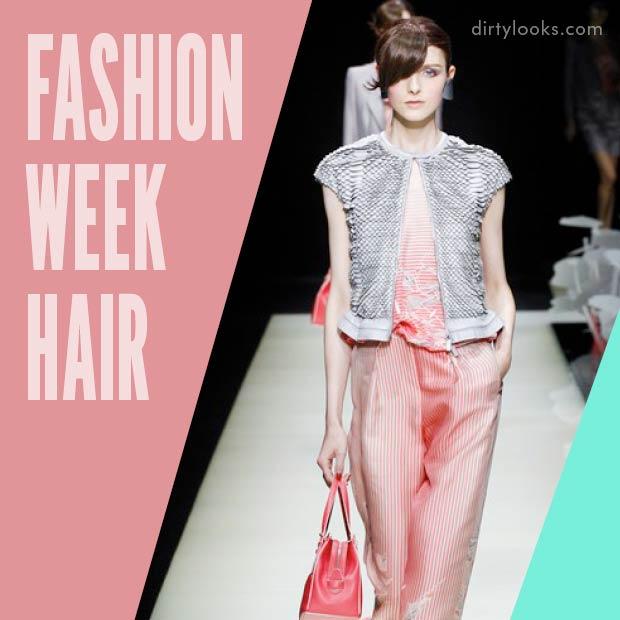 Fashion Week Hair