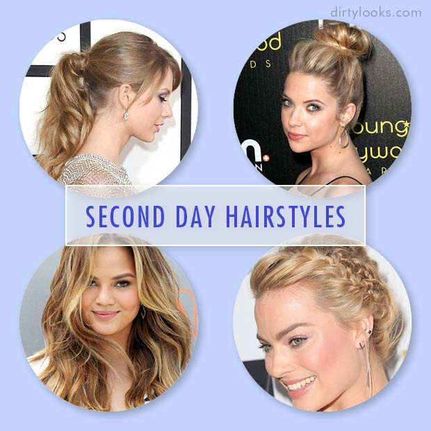Second-Day-Hairstyles