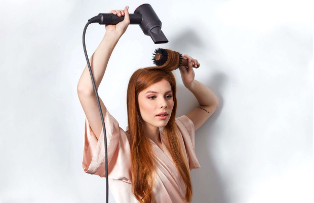 How to get a salon blowdry at home