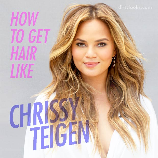 How-To-Get-Chrissy-Teigen's-Hair-Using-Hair-Extensions