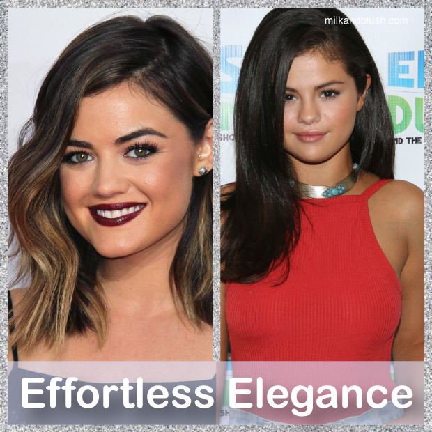 Christmas-Party-Hairstyles-Effortless-Elegance