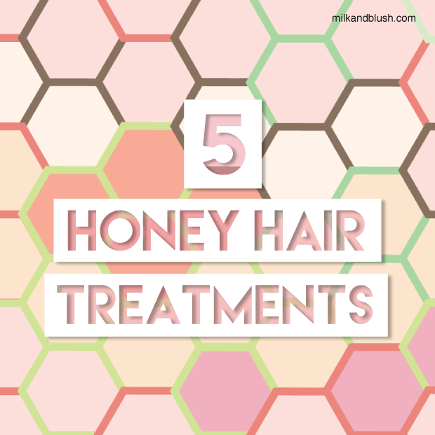5-Honey-Hair-Treatments