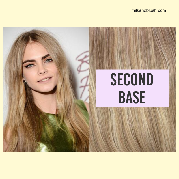 Get To Know M B Highlighted Blonde Shades Hair