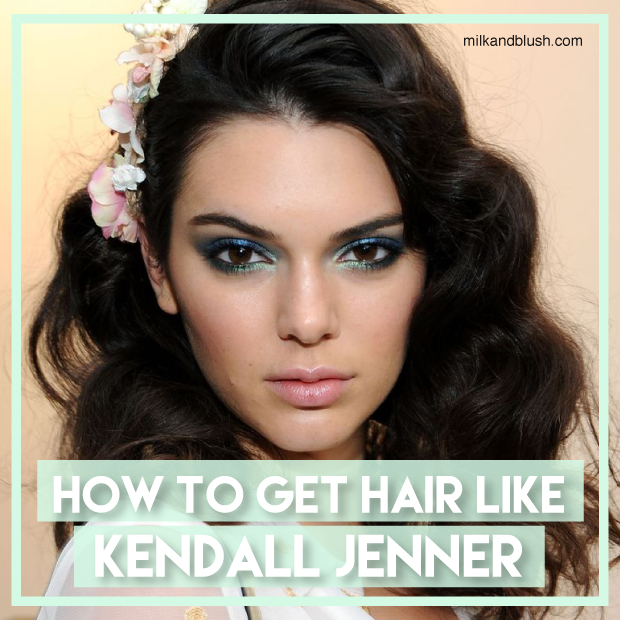 How To Get Kendall Jenners Hair Using Hair Extensions Hair