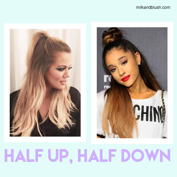 Quick Friday Night Hairstyles Hair Extensions Blog Hair