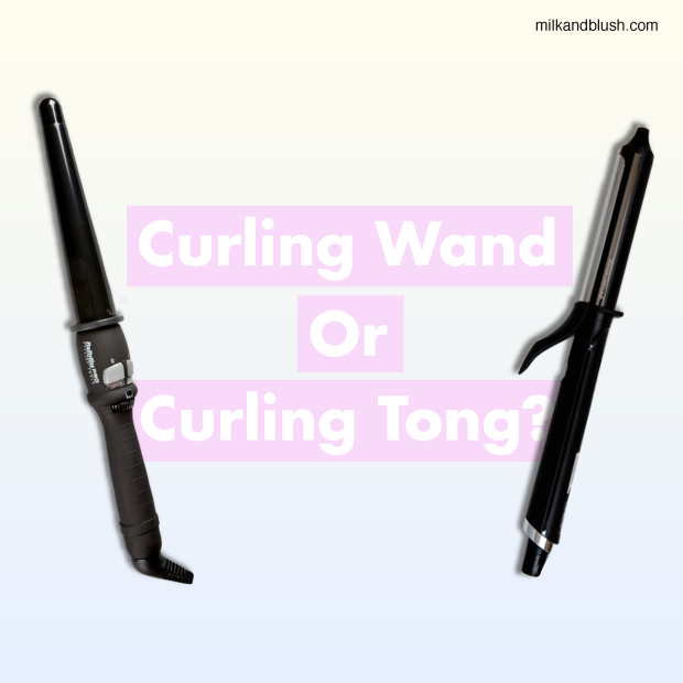 Celebrity curling tongs