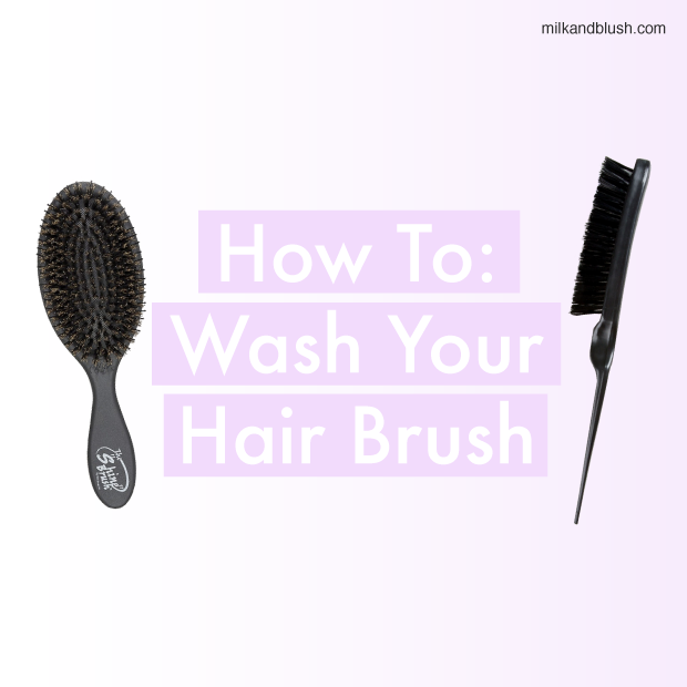 How To Wash Your Hair Brush Hair Extensions Blog Hair Tutorials