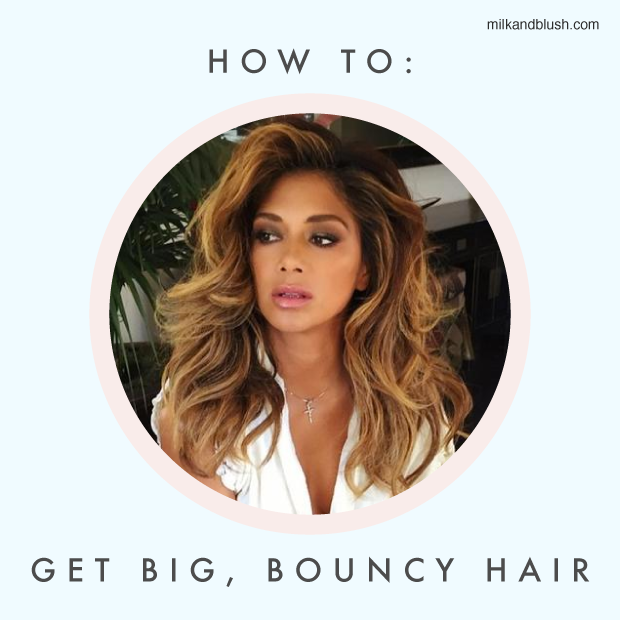 how-to-get-big-bouncy-hair