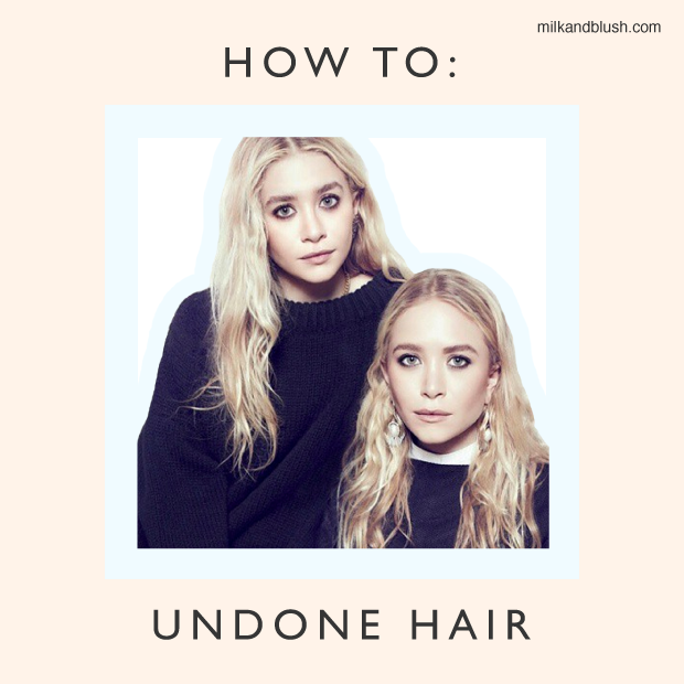 how-to-undone-hair