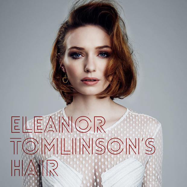 Eleanor Tomlinson's Hair