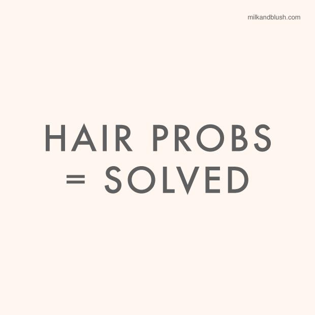 Hair-probs-solved