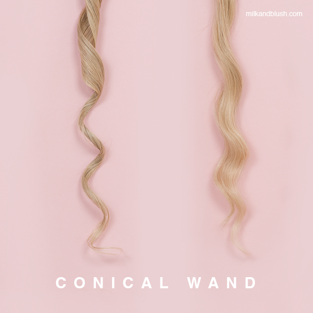 different-types-of-curls-conical-wand