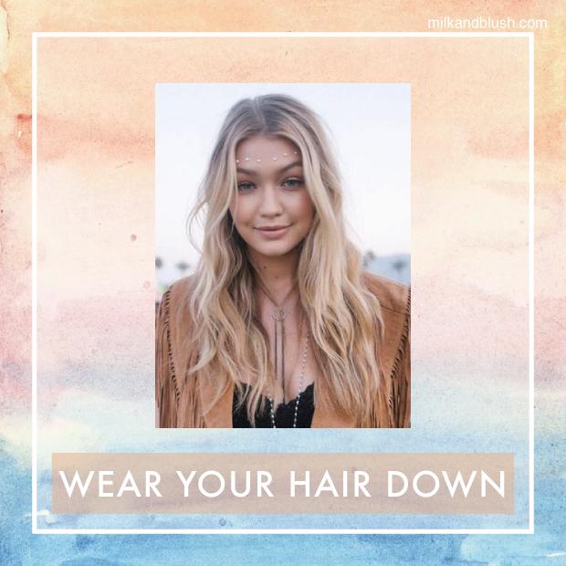 Festival Hair Tips Hair Extensions Blog Hair Tutorials Hair