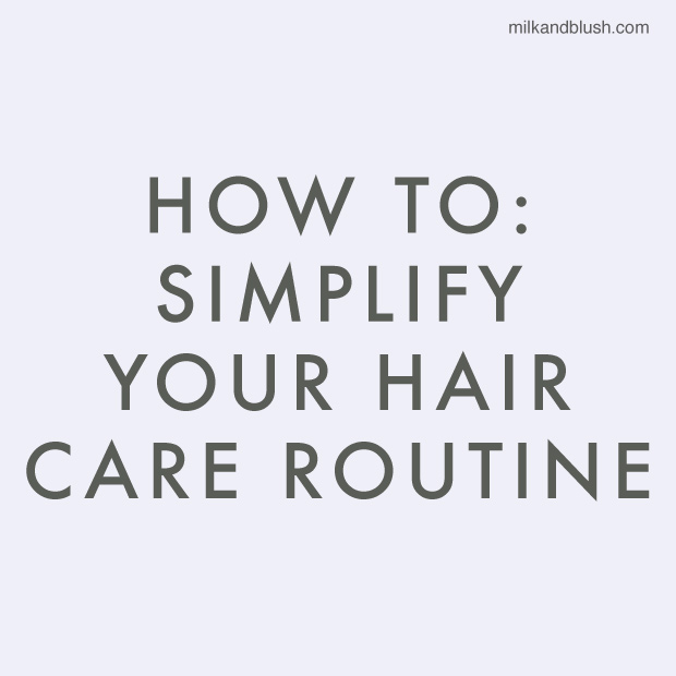 How-to-simplify-your-haircare-routine