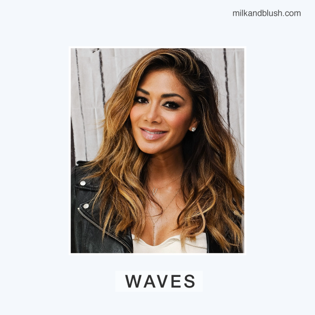 winter hair trends waves