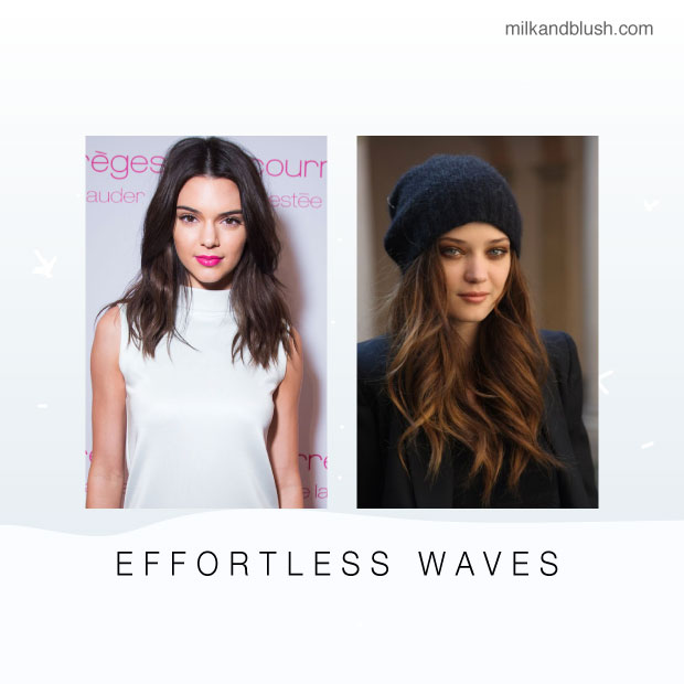 snow-day-hairstyles-effortless-waves
