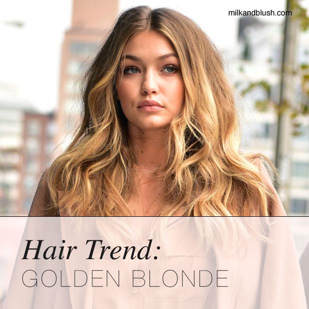Hair Trend Golden Blonde Hair Extensions Blog Hair Tutorials
