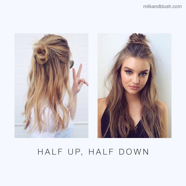 5 Flat Iron Hairstyles Hair Extensions Blog Hair Tutorials