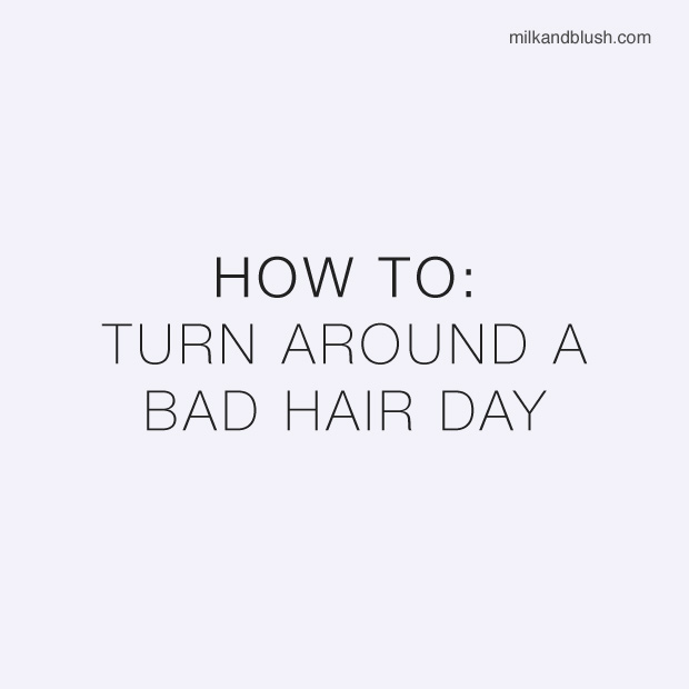how to turn a bad day around