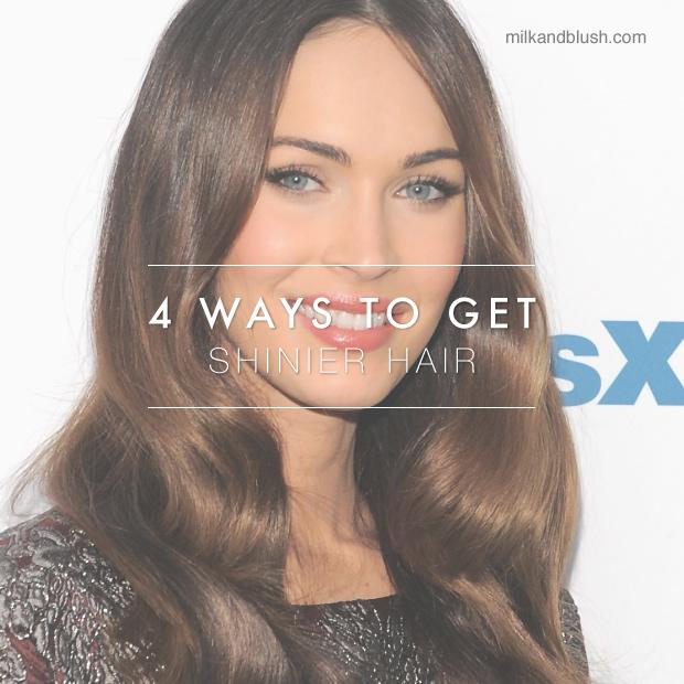 4-ways-to-get-shinier-hair