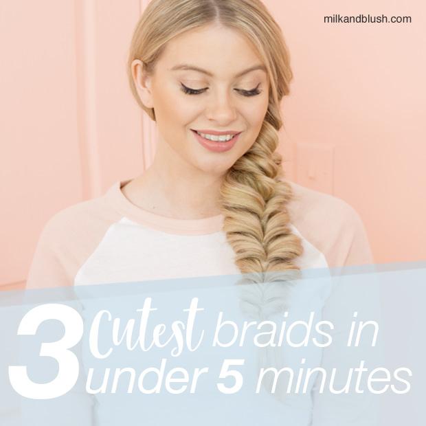 3-cutest-braids-in-under-5-minutes