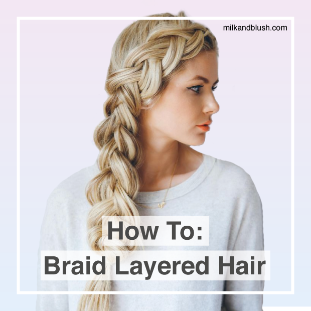 You Ll Need To Have Layered Hair Create The Same Effect And See Why It In Her Short Tutorial