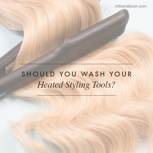 should-you-wash-your-heated-styling-tools