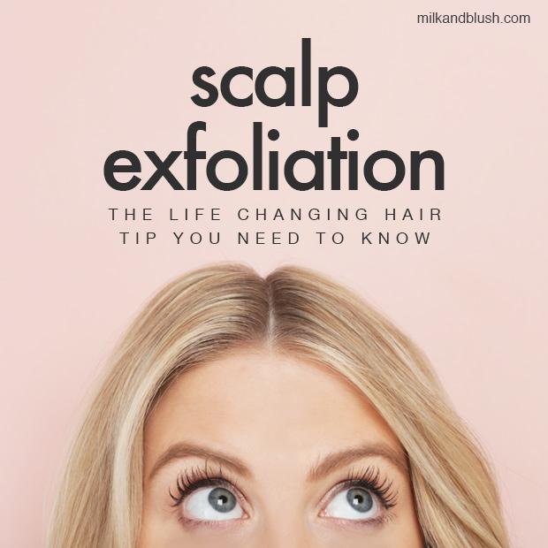 scalp-exfoliation