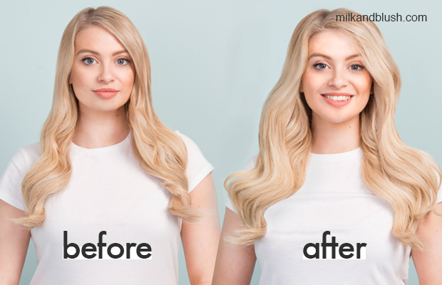 7 Easy Ways To Make Thin Hair Look Thicker Hair Extensions Blog