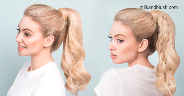 Ways To Style Thin Hair: 7 EASY WAYS TO MAKE THIN HAIR LOOK THICKER / Hair