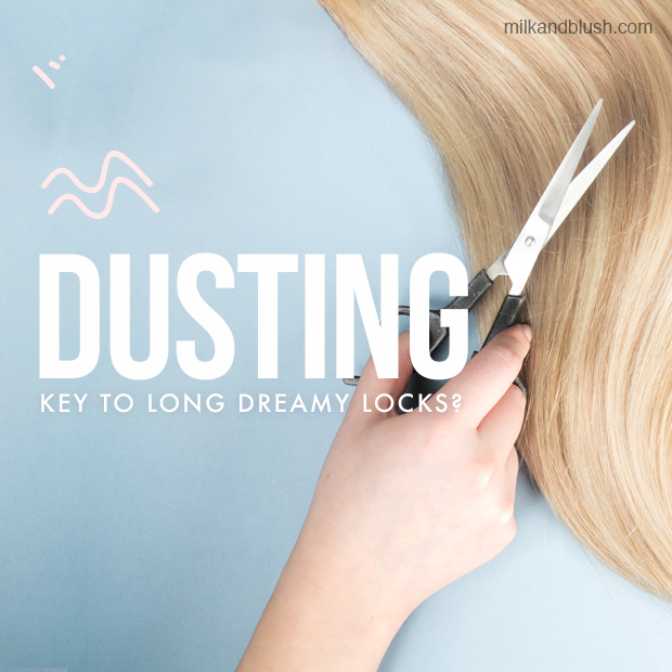 Is Dusting Your Hair The Key To Long Dreamy Locks Hair