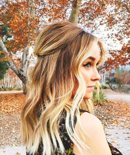 lauren conrad�s hair history hair extensions blog hair