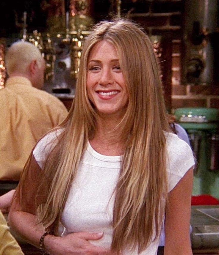 Jennifer Aniston S Hair History Hair Extensions Blog Hair