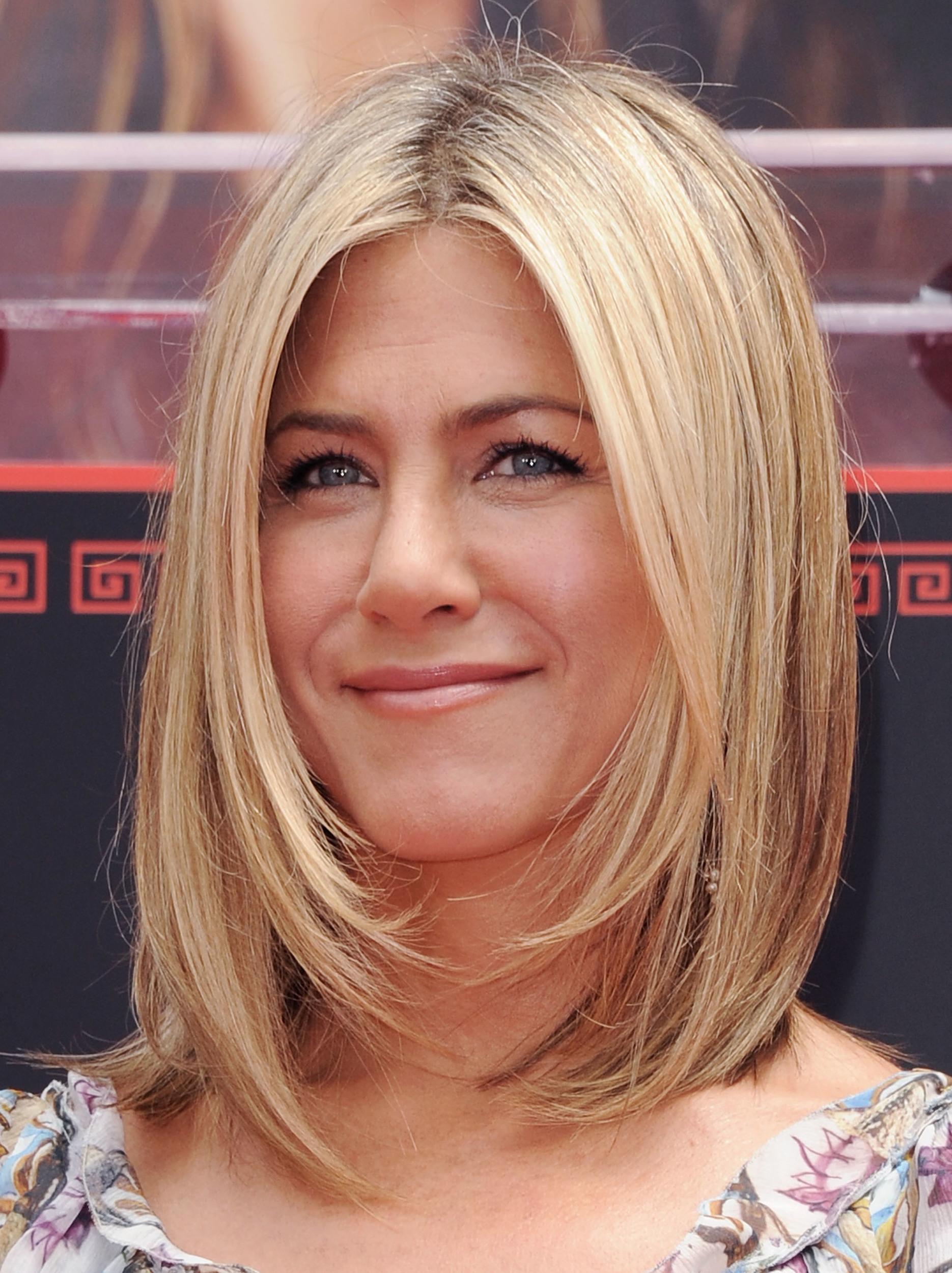 Jennifer Anistons Hair History Hair Extensions Blog Hair