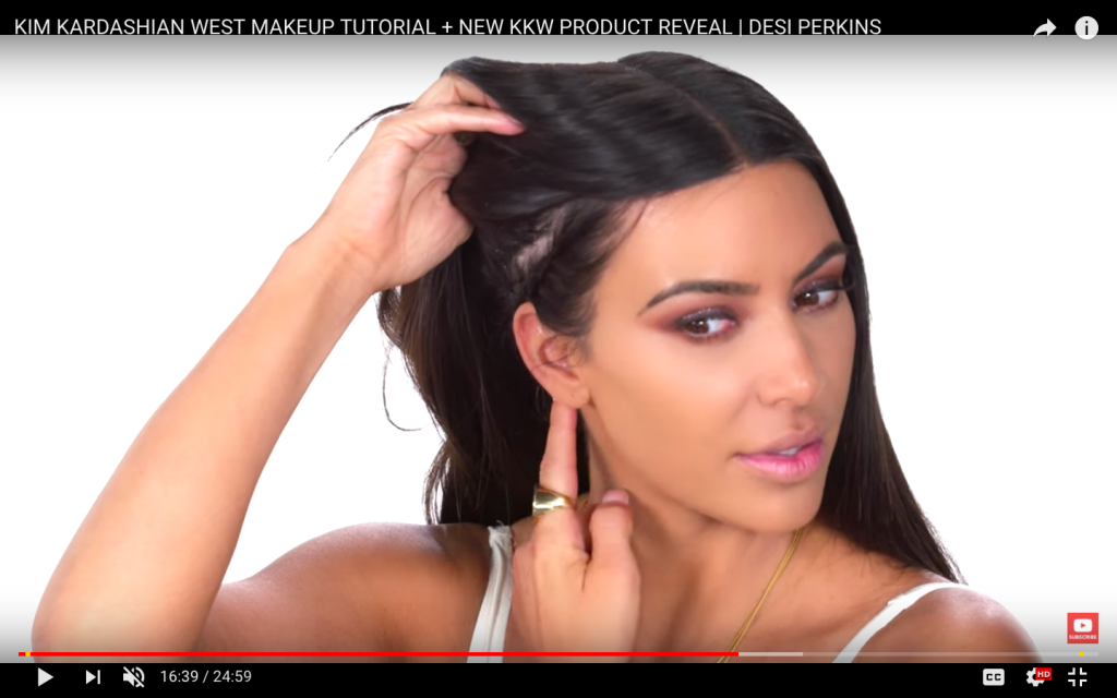 This Kim Kardashian Hair Extensions Hack Will Change Your