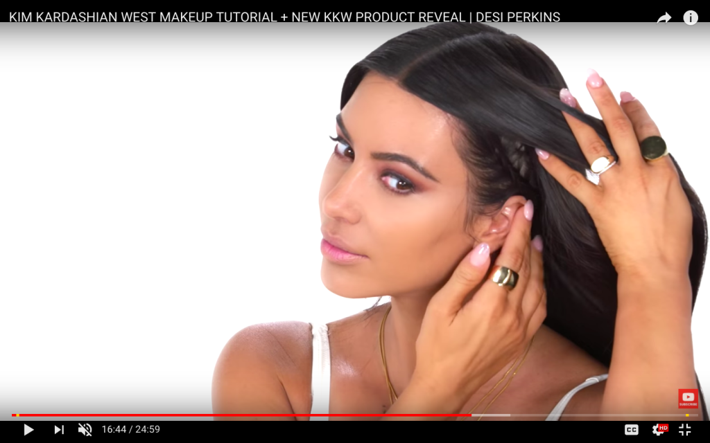 This Kim Kardashian Hair Extensions Hack Will Change Your Life