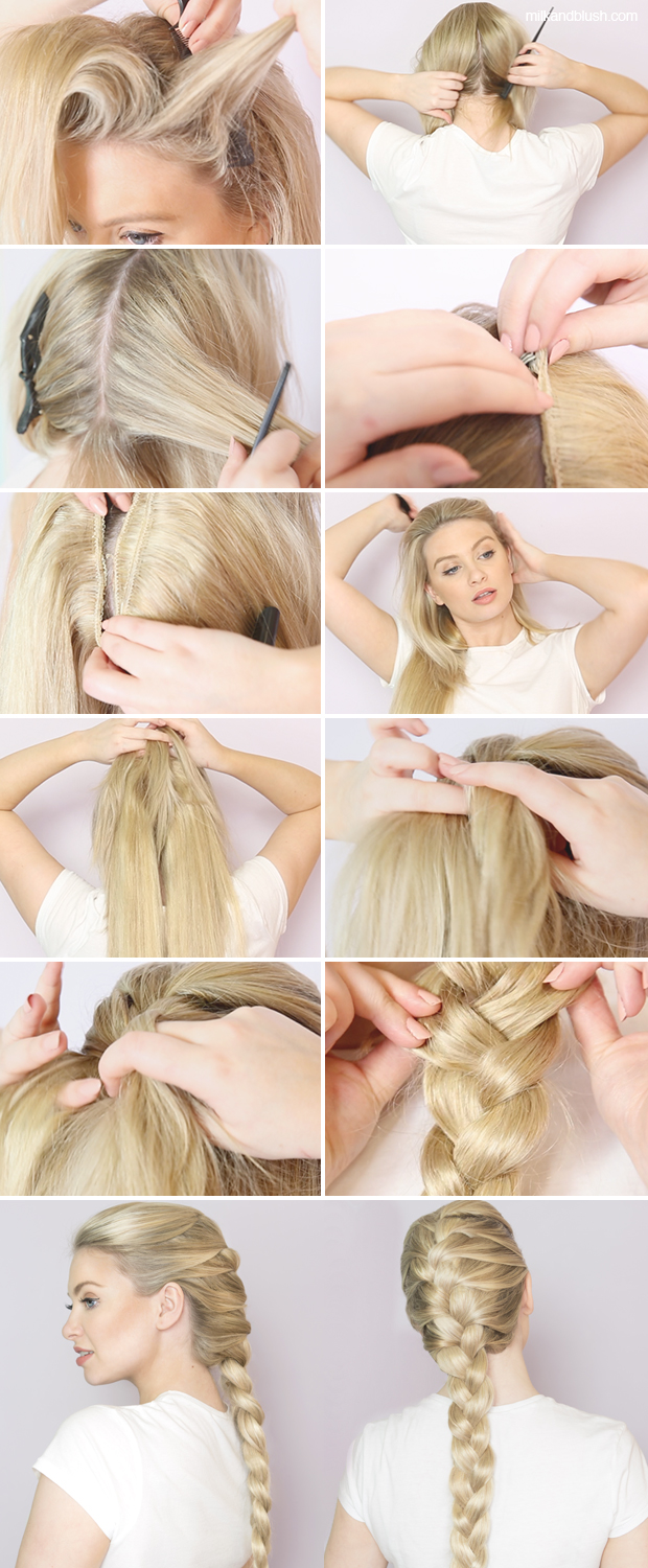 how-to-french-braid-with-milk-and-blush-hair-extensions