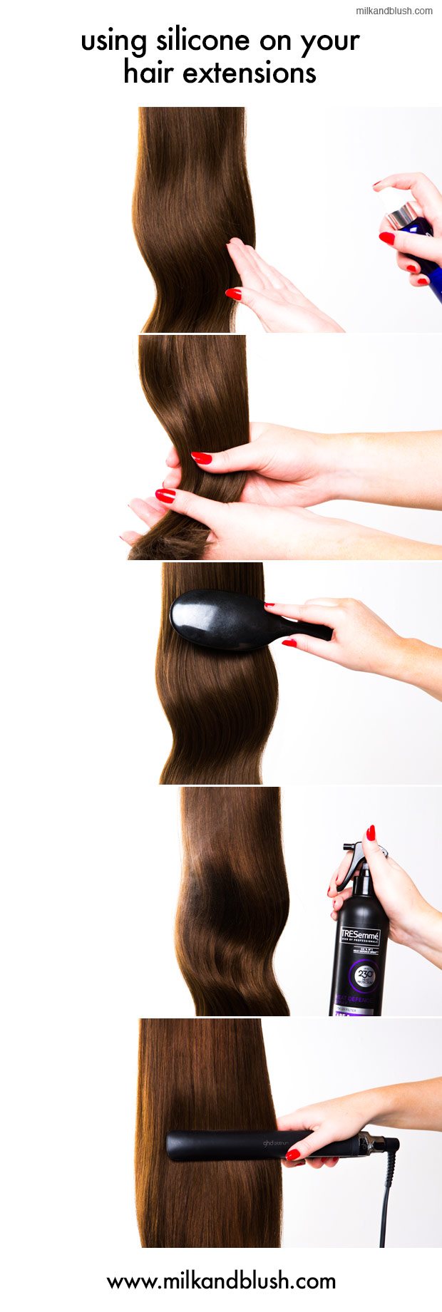 using-silicone-on-your-milk-and-blush-hair-extensions-how-to
